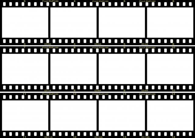 フィルムの打ち抜き加工