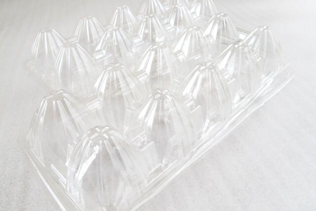 主な真空成形で出来る製品